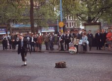 "Vintage Pics: Λονδίνο 1961-  20 υπέροχες φωτογραφίες παρουσιάζουν τη φωτεινή πλευρά μιας 'βροχερής"" πόλης  - Κυρίως Φωτογραφία - Gallery - Video 15"