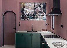 10 υπέροχες κουζίνες σε πράσινο χρώμα για ηρεμία στο σπίτι: Από την Λυών, το Τορίνο, τη Στοκχόλμη ως την Θεσσαλονίκη & την Αθήνα (φωτό) - Κυρίως Φωτογραφία - Gallery - Video