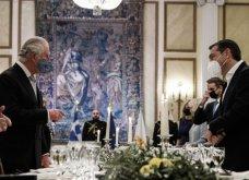Κυριάκος Μητσοτάκης: «Ένα εμβληματικό πολιτιστικό τοπόσημο συναντά ένα ανεπανάληπτο ιστορικό ορόσημο» - Κάρολος:  «Χαίρε, ω χαίρε ελευθεριά! Ζήτω η Ελλάς!»(βίντεο) - Κυρίως Φωτογραφία - Gallery - Video 34