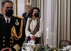 Κυριάκος Μητσοτάκης: «Ένα εμβληματικό πολιτιστικό τοπόσημο συναντά ένα ανεπανάληπτο ιστορικό ορόσημο» - Κάρολος:  «Χαίρε, ω χαίρε ελευθεριά! Ζήτω η Ελλάς!»(βίντεο) - Κυρίως Φωτογραφία - Gallery - Video 35