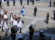 Μεγάλη συγκίνηση όταν παιάνισαν οι Εθνικοί Ύμνοι Ελλάδας, Κύπρου, Ηνωμένου Βασιείου, Ρωσίας και Γαλλίας - Στην κατάθεση στεφάνων  (βίντεο) - Κυρίως Φωτογραφία - Gallery - Video 8