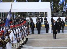 Μεγάλη συγκίνηση όταν παιάνισαν οι Εθνικοί Ύμνοι Ελλάδας, Κύπρου, Ηνωμένου Βασιείου, Ρωσίας και Γαλλίας - Στην κατάθεση στεφάνων  (βίντεο) - Κυρίως Φωτογραφία - Gallery - Video 12