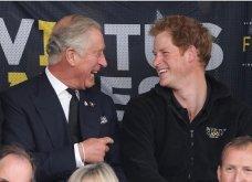 Ο πρίγκιπας Χάρι φεύγει χωρίς να μιλήσει με τον πατέρα του - Ο διάδοχος του θρόνου το κρατάει «μανιάτικο» στον γιο του - Κυρίως Φωτογραφία - Gallery - Video