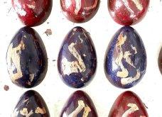 Η Μίνα Αποστολίδη παρουσιάζει τα σοκολατένια αυγά - αριστουργήματα σε Βέλγιο & Ελλάδα  για το  Πάσχα - Σκέτη ζωγραφιά (φώτο-βίντεο) - Κυρίως Φωτογραφία - Gallery - Video