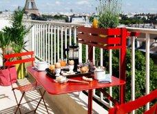 20 φανταστικές ιδέες για να αλλάξει όψη το μπαλκόνι σας - Ιδού πώς ένας μικρός χώρος γίνεται μεγαλοπρεπής (φώτο) - Κυρίως Φωτογραφία - Gallery - Video 4