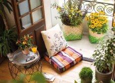 20 φανταστικές ιδέες για να αλλάξει όψη το μπαλκόνι σας - Ιδού πώς ένας μικρός χώρος γίνεται μεγαλοπρεπής (φώτο) - Κυρίως Φωτογραφία - Gallery - Video 5