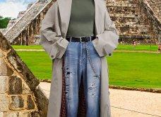 Ο Balenciaga «έφτασε» μέχρι την Ελλάδα: Η νέα κολεξιόν & το μοντέλο μπροστά στον Παρθενώνα - Ένα ταξίδι στον κόσμο (φωτό & βίντεο) - Κυρίως Φωτογραφία - Gallery - Video 15