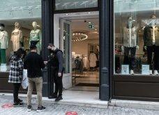 Πρεμιέρα σήμερα για το λιανεμπόριο - Ανοιχτά καταστήματα με  αποστολή μηνύματος στο 13032 (φωτό - βίντεο) - Κυρίως Φωτογραφία - Gallery - Video 6