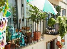 20 φανταστικές ιδέες για να αλλάξει όψη το μπαλκόνι σας - Ιδού πώς ένας μικρός χώρος γίνεται μεγαλοπρεπής (φώτο) - Κυρίως Φωτογραφία - Gallery - Video 15