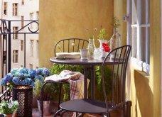 20 φανταστικές ιδέες για να αλλάξει όψη το μπαλκόνι σας - Ιδού πώς ένας μικρός χώρος γίνεται μεγαλοπρεπής (φώτο) - Κυρίως Φωτογραφία - Gallery - Video 16