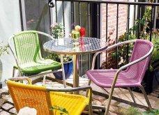 20 φανταστικές ιδέες για να αλλάξει όψη το μπαλκόνι σας - Ιδού πώς ένας μικρός χώρος γίνεται μεγαλοπρεπής (φώτο) - Κυρίως Φωτογραφία - Gallery - Video 17