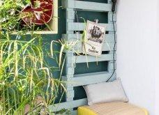 20 φανταστικές ιδέες για να αλλάξει όψη το μπαλκόνι σας - Ιδού πώς ένας μικρός χώρος γίνεται μεγαλοπρεπής (φώτο) - Κυρίως Φωτογραφία - Gallery - Video 19