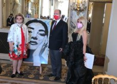Ο πρίγκιπας Αλβέρτος του Μονακό βράβευσε 14 Έλληνες για την προσφορά τους  - Λιάνα Σκουρλή- Σωτήρης Τσιόδρας - Νάνα Μούσχουρη - Στέφανος Τσιτσιπάς (φώτο) - Κυρίως Φωτογραφία - Gallery - Video 3
