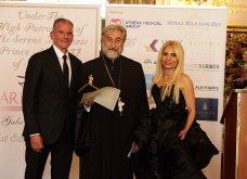 Ο πρίγκιπας Αλβέρτος του Μονακό βράβευσε 14 Έλληνες για την προσφορά τους  - Λιάνα Σκουρλή- Σωτήρης Τσιόδρας - Νάνα Μούσχουρη - Στέφανος Τσιτσιπάς (φώτο) - Κυρίως Φωτογραφία - Gallery - Video 26