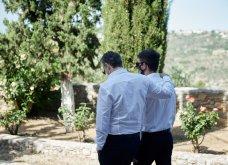 Χανιά: Όλη η οικογένεια του πρωθυπουργού στο μνημόσυνο για τα 4 χρόνια από το θάνατο του Κων. Μητσοτάκη - Συγκινημένες Ντόρα & Μαρέβα (φώτο-βίντεο) - Κυρίως Φωτογραφία - Gallery - Video 4