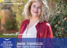 6 γυναίκες και εγώ ως moderator σας περιμένουμε στο 6o Delphi Economic Forum - Στις 14:30 (φωτό) - Κυρίως Φωτογραφία - Gallery - Video 2