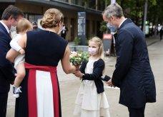Όλα τα βλέμματα στον μικρό πρίγκιπα Κάρολο του Λουξεμβούργου - Υπέρκομψη & περήφανη μητέρα  η πριγκίπισσα Στεφανί  (φώτο) - Κυρίως Φωτογραφία - Gallery - Video 8