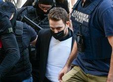 Στον Εισαγγελέα ο  δολοφόνος της Καρολάιν - Ψυχρός σαν πάγος ο συζυγοκτόνος με αλεξίσφαιρο γιλέκο  (φώτο-βίντεο)  - Κυρίως Φωτογραφία - Gallery - Video 7