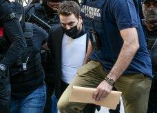 Στον Εισαγγελέα ο  δολοφόνος της Καρολάιν - Ψυχρός σαν πάγος ο συζυγοκτόνος με αλεξίσφαιρο γιλέκο  (φώτο-βίντεο)  - Κυρίως Φωτογραφία - Gallery - Video 10