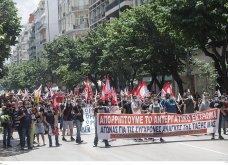 Πανελλαδική απεργία: Παρέλυσε η Θεσσαλονίκη - Συγκεντρώσεις, κυκλοφοριακές ρυθμίσεις , πως θα κυκλοφορούν τα λεωφορεία του ΟΑΣΘ (φωτό) - Κυρίως Φωτογραφία - Gallery - Video 3