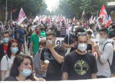 Πανελλαδική απεργία: Παρέλυσε η Θεσσαλονίκη - Συγκεντρώσεις, κυκλοφοριακές ρυθμίσεις , πως θα κυκλοφορούν τα λεωφορεία του ΟΑΣΘ (φωτό) - Κυρίως Φωτογραφία - Gallery - Video