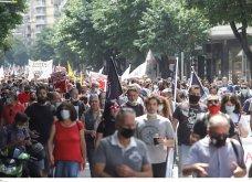 Πανελλαδική απεργία: Παρέλυσε η Θεσσαλονίκη - Συγκεντρώσεις, κυκλοφοριακές ρυθμίσεις , πως θα κυκλοφορούν τα λεωφορεία του ΟΑΣΘ (φωτό) - Κυρίως Φωτογραφία - Gallery - Video 11