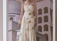 """Όνειρο υψηλής ραπτικής η  Extravagant κολεξιόν του οίκου Fendi - Η εντυπωσιακή επίδειξη με ρούχα εμπνευσμένα από την """"Αιώνια πόλη""""  (φώτο-βίντεο) - Κυρίως Φωτογραφία - Gallery - Video 4"""