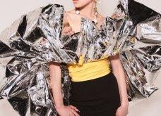 Ο haute couture «Ταυρομάχος» του Schiaparelli: Περίτεχνα κεντήματα, απίθανα χρώματα, χρυσό, ασήμι - μια εξτραβαγκάντ κολεξιόν (φωτό & βίντεο) - Κυρίως Φωτογραφία - Gallery - Video 7