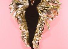 Ο haute couture «Ταυρομάχος» του Schiaparelli: Περίτεχνα κεντήματα, απίθανα χρώματα, χρυσό, ασήμι - μια εξτραβαγκάντ κολεξιόν (φωτό & βίντεο) - Κυρίως Φωτογραφία - Gallery - Video 13