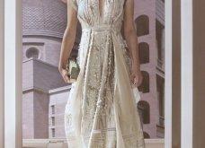 """Όνειρο υψηλής ραπτικής η  Extravagant κολεξιόν του οίκου Fendi - Η εντυπωσιακή επίδειξη με ρούχα εμπνευσμένα από την """"Αιώνια πόλη""""  (φώτο-βίντεο) - Κυρίως Φωτογραφία - Gallery - Video 12"""
