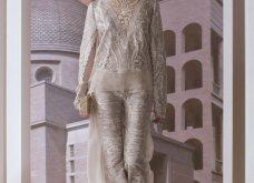 """Όνειρο υψηλής ραπτικής η  Extravagant κολεξιόν του οίκου Fendi - Η εντυπωσιακή επίδειξη με ρούχα εμπνευσμένα από την """"Αιώνια πόλη""""  (φώτο-βίντεο) - Κυρίως Φωτογραφία - Gallery - Video 13"""