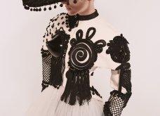 Ο haute couture «Ταυρομάχος» του Schiaparelli: Περίτεχνα κεντήματα, απίθανα χρώματα, χρυσό, ασήμι - μια εξτραβαγκάντ κολεξιόν (φωτό & βίντεο) - Κυρίως Φωτογραφία - Gallery - Video 24