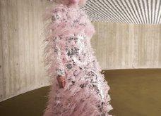 Η γοητεία του απρόβλεπτου στη νέα haute couture κολεξιόν του Giambattista Valli: Τούλινα φορέματα, τουαλέτες από σιφόν (φωτό & βίντεο)  - Κυρίως Φωτογραφία - Gallery - Video 9