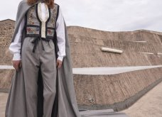 Η γοητεία του απρόβλεπτου στη νέα haute couture κολεξιόν του Giambattista Valli: Τούλινα φορέματα, τουαλέτες από σιφόν (φωτό & βίντεο)  - Κυρίως Φωτογραφία - Gallery - Video 27