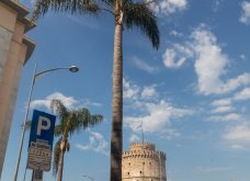 The Enforcer: Η Θεσσαλονίκη έγινε Μαϊάμι! Σπορ αμάξια & φοίνικες στην Εθνική Αμύνης, για την ταινία του Αντόνιο Μπαντέρας (φωτό & βίντεο) - Κυρίως Φωτογραφία - Gallery - Video 6