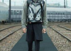 Αμερικανικό και γαλλικό στυλ «συναντιούνται» στην νέα Resort συλλογή του Givenchy: Ρούχα με αντιθέσεις & street art στοιχεία (φωτό & βίντεο) - Κυρίως Φωτογραφία - Gallery - Video 3