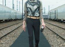 Αμερικανικό και γαλλικό στυλ «συναντιούνται» στην νέα Resort συλλογή του Givenchy: Ρούχα με αντιθέσεις & street art στοιχεία (φωτό & βίντεο) - Κυρίως Φωτογραφία - Gallery - Video 4
