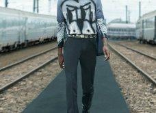 Αμερικανικό και γαλλικό στυλ «συναντιούνται» στην νέα Resort συλλογή του Givenchy: Ρούχα με αντιθέσεις & street art στοιχεία (φωτό & βίντεο) - Κυρίως Φωτογραφία - Gallery - Video 6