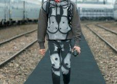Αμερικανικό και γαλλικό στυλ «συναντιούνται» στην νέα Resort συλλογή του Givenchy: Ρούχα με αντιθέσεις & street art στοιχεία (φωτό & βίντεο) - Κυρίως Φωτογραφία - Gallery - Video 8