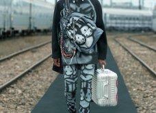 Αμερικανικό και γαλλικό στυλ «συναντιούνται» στην νέα Resort συλλογή του Givenchy: Ρούχα με αντιθέσεις & street art στοιχεία (φωτό & βίντεο) - Κυρίως Φωτογραφία - Gallery - Video 10