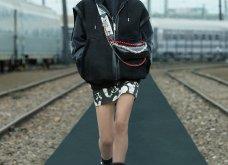 Αμερικανικό και γαλλικό στυλ «συναντιούνται» στην νέα Resort συλλογή του Givenchy: Ρούχα με αντιθέσεις & street art στοιχεία (φωτό & βίντεο) - Κυρίως Φωτογραφία - Gallery - Video 11