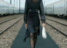 Αμερικανικό και γαλλικό στυλ «συναντιούνται» στην νέα Resort συλλογή του Givenchy: Ρούχα με αντιθέσεις & street art στοιχεία (φωτό & βίντεο) - Κυρίως Φωτογραφία - Gallery - Video 18