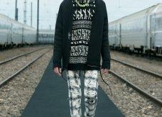 Αμερικανικό και γαλλικό στυλ «συναντιούνται» στην νέα Resort συλλογή του Givenchy: Ρούχα με αντιθέσεις & street art στοιχεία (φωτό & βίντεο) - Κυρίως Φωτογραφία - Gallery - Video 20