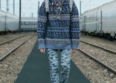 Αμερικανικό και γαλλικό στυλ «συναντιούνται» στην νέα Resort συλλογή του Givenchy: Ρούχα με αντιθέσεις & street art στοιχεία (φωτό & βίντεο) - Κυρίως Φωτογραφία - Gallery - Video 21