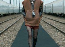 Αμερικανικό και γαλλικό στυλ «συναντιούνται» στην νέα Resort συλλογή του Givenchy: Ρούχα με αντιθέσεις & street art στοιχεία (φωτό & βίντεο) - Κυρίως Φωτογραφία - Gallery - Video 22