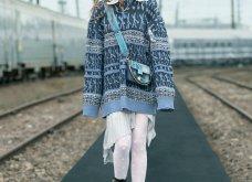 Αμερικανικό και γαλλικό στυλ «συναντιούνται» στην νέα Resort συλλογή του Givenchy: Ρούχα με αντιθέσεις & street art στοιχεία (φωτό & βίντεο) - Κυρίως Φωτογραφία - Gallery - Video 25