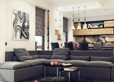 """Σαλόνι & κουζίνα μαζί: Δέκα χώροι που εντυπωσιάζουν από το Σπύρο Σούλη - """"Ναοί"""" φινέτσας & στυλ (φώτο) - Κυρίως Φωτογραφία - Gallery - Video"""