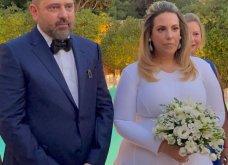Παντρεύτηκε η Μαίρη Kατράντζου: Η πρώτη φωτογραφία από το γάμο της διεθνούς σχεδιάστριας μόδας με τον καθηγητή νευρολογίας Μάριο Πολίτη (φωτό) - Κυρίως Φωτογραφία - Gallery - Video