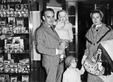 "Vintage Pics: 31 σπάνιες φωτογραφίες της Grace Kelly -  Η ""χωριατοπούλα"" που έγινε η πριγκίπισσα - σύμβολο του Μονακό (φώτο) - Κυρίως Φωτογραφία - Gallery - Video 35"