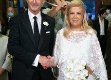 Talk of the town ο λαμπερός  γάμος της Κλέλιας Χατζηιωάννου - Η μεγάλη κυρία της ναυτιλίας παντρεύτηκε τον εκλεκτό της καρδιάς της Κωνσταντίνο Σκορίλα (φώτο) - Κυρίως Φωτογραφία - Gallery - Video 7